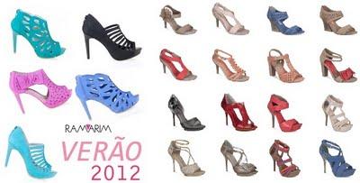 Coleção Ramarim Moda Verão 2012  Cores, Modelos, Tendências ramarim tendencias para o ver%C3%A3o 2012