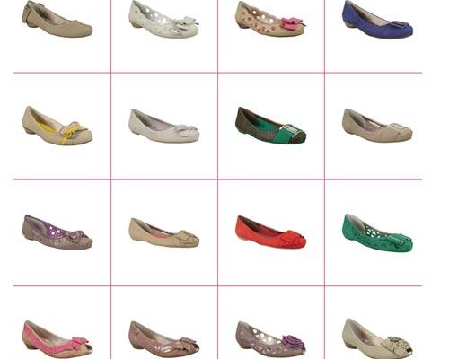 Coleção Ramarim Moda Verão 2012  Cores, Modelos, Tendências sapatilhas ramarim cole%C3%A7%C3%A3o 2012
