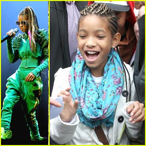 willow smith show