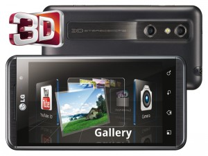 LG Optimus 3D 300x225