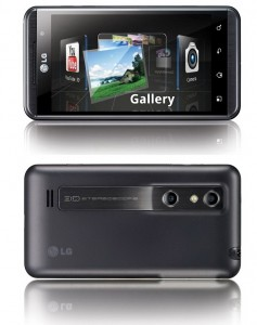 LG Optimus 3D 237x300