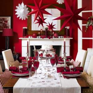 Decoração De Mesa Para Ceia de Natal   Dicas decoracao natalina 300x300