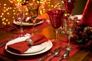 Decoração De Mesa Para Ceia de Natal   Dicas mesa natal 300x199