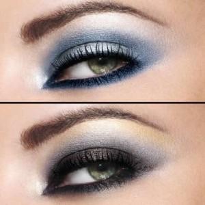 Como Passar Sombra 3D   Vídeo Passo a Passo tendencia maquiagem 3d 300x300