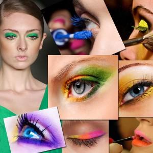 Maquiagem Para Carnaval 2012
