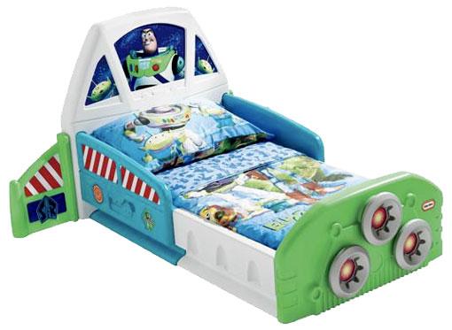 Camas Infantis Personalizadas –Modelos, Preços, Onde Comprar cama Buzz Lightyear