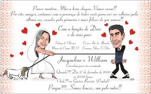 Convites de Casamentos Criativos 2012   Modelos convites de casamento 300x187