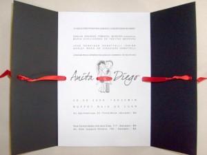Convites de Casamentos Criativos 2012   Modelos convites de casamento engracados 300x225