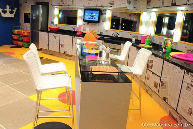 cozinha do bbb12