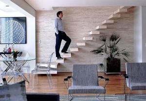 Decoração de Casa Com Escadas   Fotos escadas 300x207