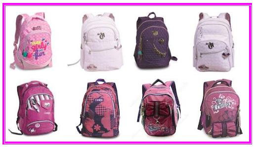 Linha Escolar Capricho Volta ás Aulas 2012  Onde Comprar  mochilas capricho 2012
