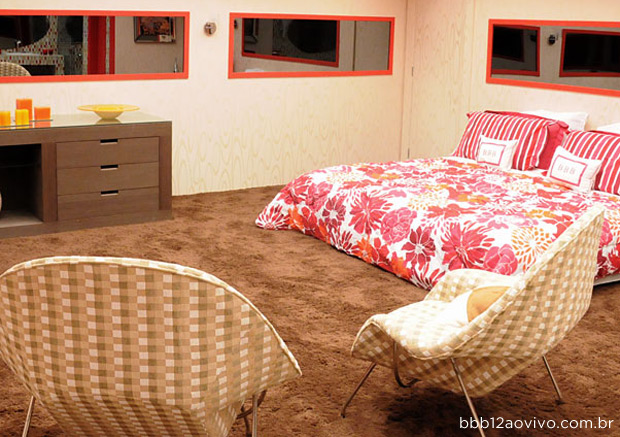 quarto do lider bbb12