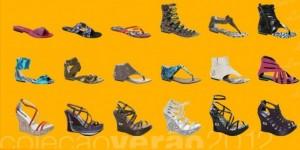 Sandálias Lui Lui Coleção 2012   Modelos Coleção Lui Lui 2012 300x150