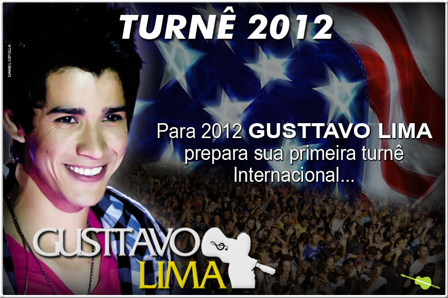 Novo Visual do Cantor Gusttavo Lima – Fotos,Turnê Internacional 2012 Gusttavo Lima turnê internacional 2012