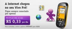 Internet 3g Pré Pago Da TIM, Vivo, Claro  Planos Pré Pago de Internet Internet Vivo Pre Pago 300x122