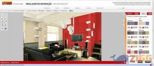 Tinta Suvinil 2012  Tendência de Cores, Catálogo de Cores, Simulador de Decoração Suvinil Online  Simulador de Decoracao Suvinil 300x130
