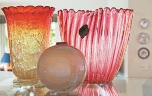 Vasos Para Decoração de Sala  Decoração de Salas Com Vasos, Dicas de Como Decorar, Fotos Vasos Decorativos1 300x191