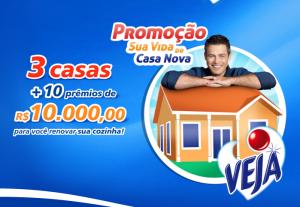 Promoção Sua Vida de Casa Nova Veja   Como Participar, Prêmios Veja Sua vida de casa nova 300x207