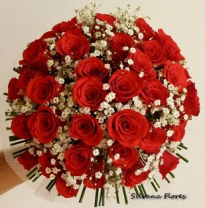 Buquê de Noiva de Flores Naturais   Modelos buque 296x300