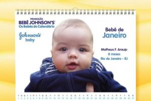 Promoção Bebê Johsons 2012 – Como Participar, Inscrições, Prêmios calendario johsons 2012 300x202