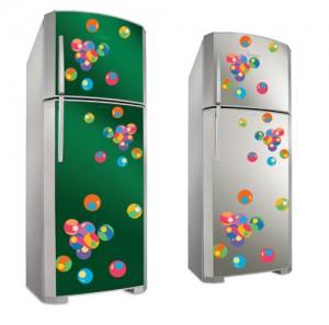 Adesivos Personalizados para Geladeiras – Modelos, Onde Comprar  geladeira 300x297