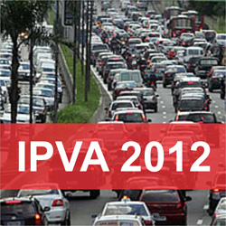 Boleto IPVA 2012 Online   Como Imprimir ipva 2012