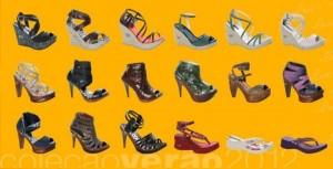 Sandálias Lui Lui Coleção 2012   Modelos sandalias lui 300x153