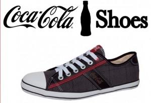 Nova Coleção de Tênis da Coca Cola 2012   Fotos sapato coca cola 300x206