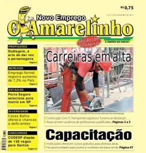 Jornal Amarelinho Empregos 2012   Consultar Vagas Online Jornal amarelinho empregos