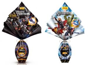 Ovos de Pascoa de Personagens 300x222