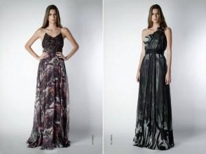 Vestidos Sociais Para Casamento 2012   Modelos, Tendências Vestidos de Festa 2012 300x224