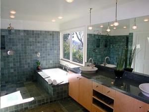 Decoração de Banheiros com Granito   Modelos banheiro com granito 300x225