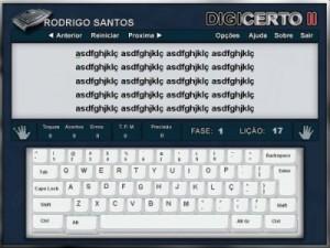 Programa Para Aprender a Digitar Online   Baixar Grátis digicerto baixar 300x225