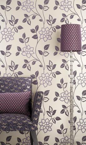 Decoração de Paredes com Tecidos – Dicas,Modelos,Como Decorar parede decorada com tecido