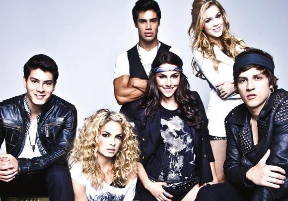 Lista de Shows dos Rebelde em 2012   Lista de Shows em Todo o Brasil rebelde