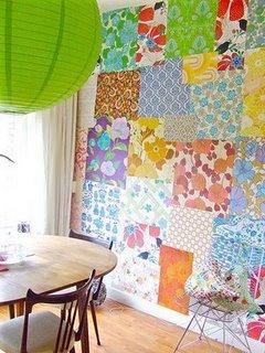 Decoração de Paredes com Tecidos – Dicas,Modelos,Como Decorar tecido na parede