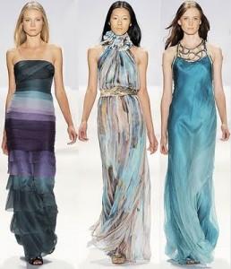 Vestidos Sociais Para Casamento 2012   Modelos, Tendências vestido festa 258x300