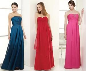 Vestidos Sociais Para Casamento 2012   Modelos, Tendências vestidos longos festa 2012 300x249