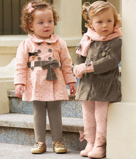 Coleção Milon Inverno Infantil  2012 – Fotos, Modelos, Tendências Milon meninas