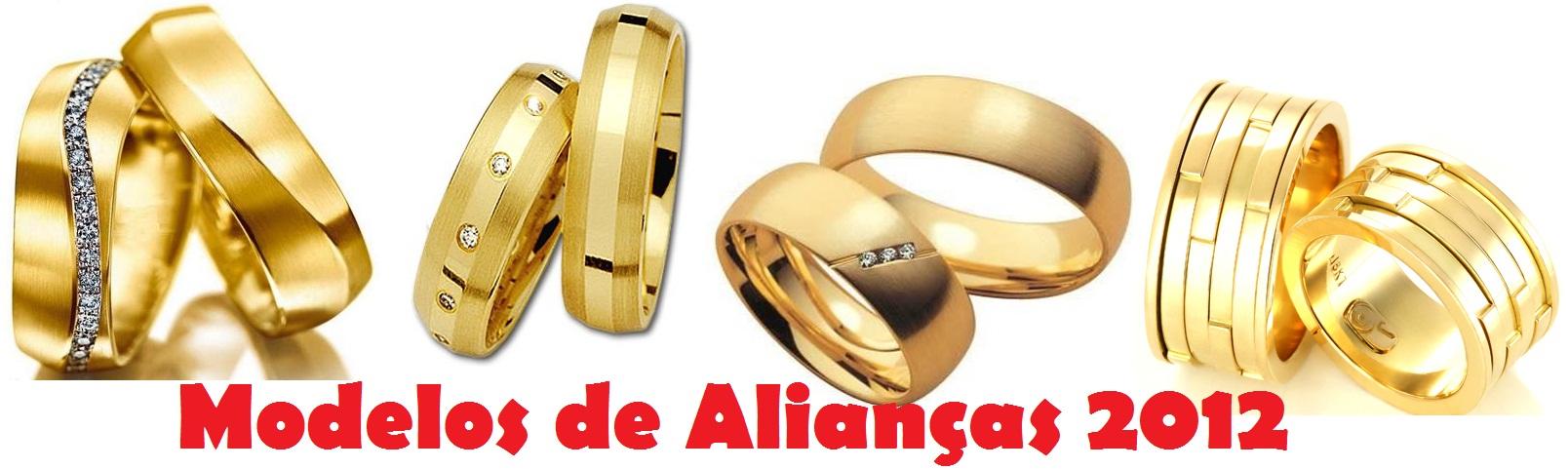 Alianças de Casamento 2012  Novos Modelos, Onde Comprar Modelos de Aliança de Casamento 2012