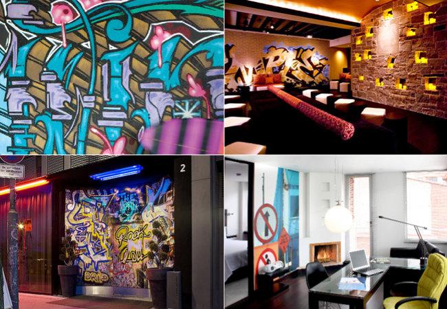 Decoração de Quartos Feitos em Grafite – Dicas de Como Decorar  Quartos decorados grafite