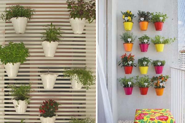 Horta Vertical Orgânica em Casa – Dicas, Como Fazer  horta verticcal