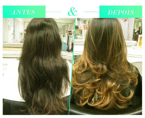 Moda Capilar Ombré Hair 2012   Como Fazer, Modelos ombré hair