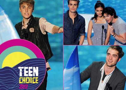 2012 teen choice