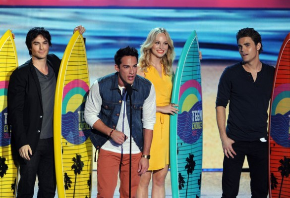 Paul+Wesley+Teen+Choice+Awards+2012