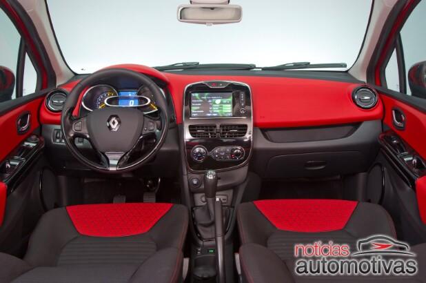 Novo Carro Renault Clio 2013 – Preço, Características, Fotos, Vídeos painel do renault clio 2013