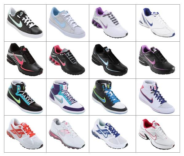 Lançamentos Tênis Nike para 2013 – Modelos, Preços, Loja Virtual  Tenis Nike feminino 2013