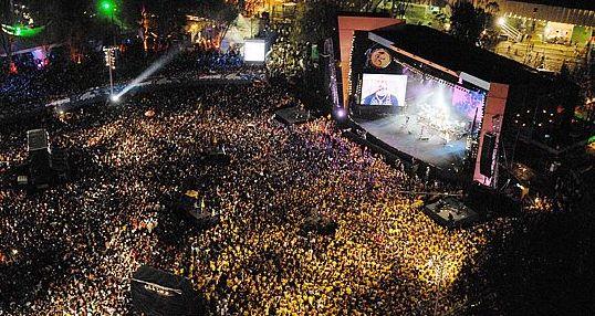 Festival de Verão Salvador 2013   Estrutura,Ingressos,Atrações,Datas festival de verao 2013