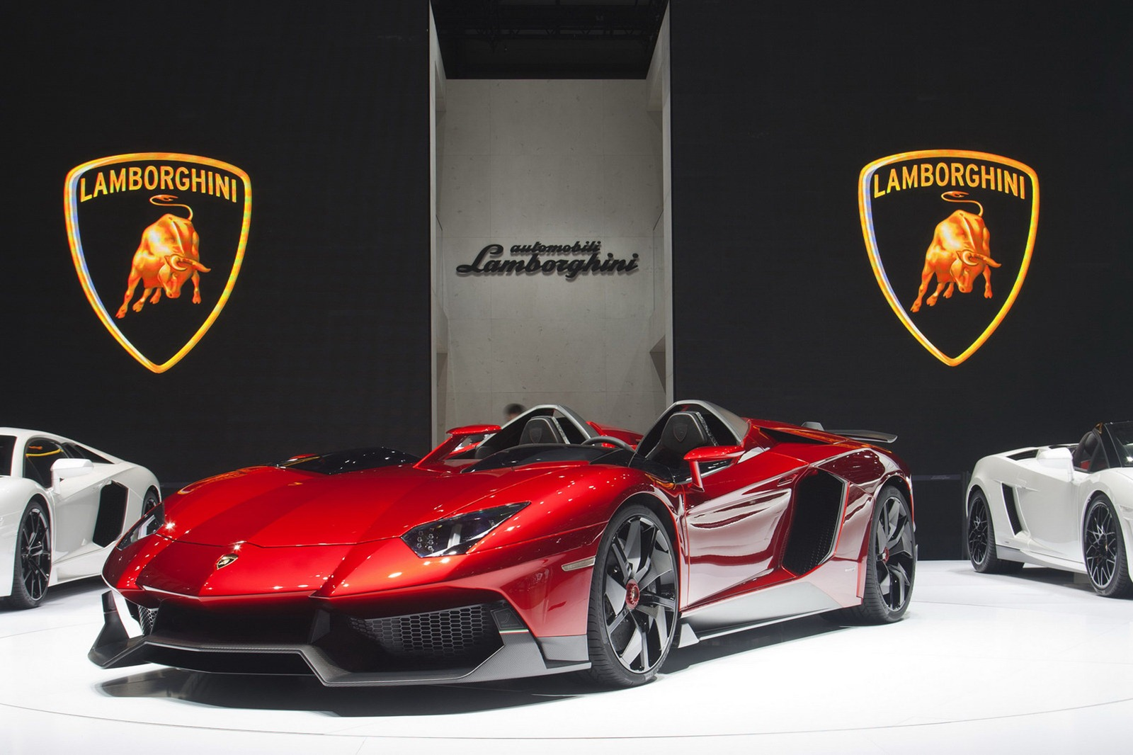 Nova Lamborghini Aventador j 2013 – Modelo, Vídeos, Fotos, Funções lamborghini aventador J speedster