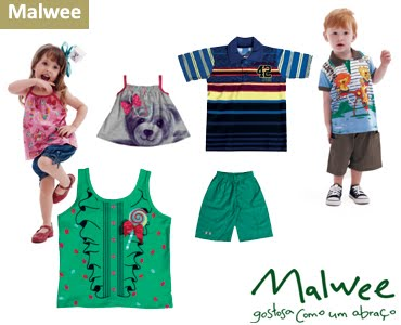 moda malwee infantil bebe vero 2012